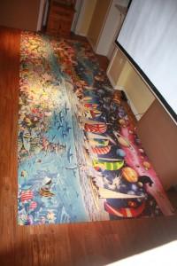 Life 24,000 piece puzzle
